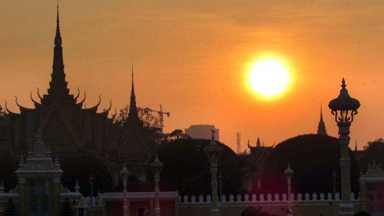 Angkor, como inicio del sudeste asiático