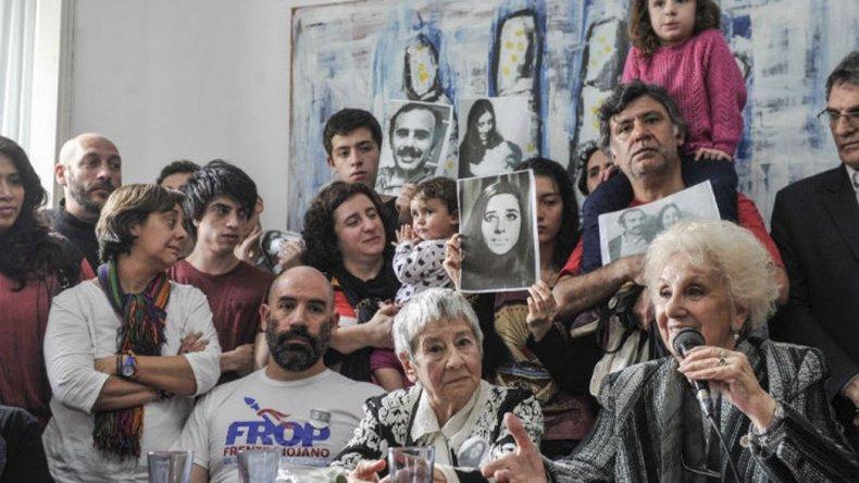La tía del nieto recuperado 121 contó los detalles del emotivo encuentro.
