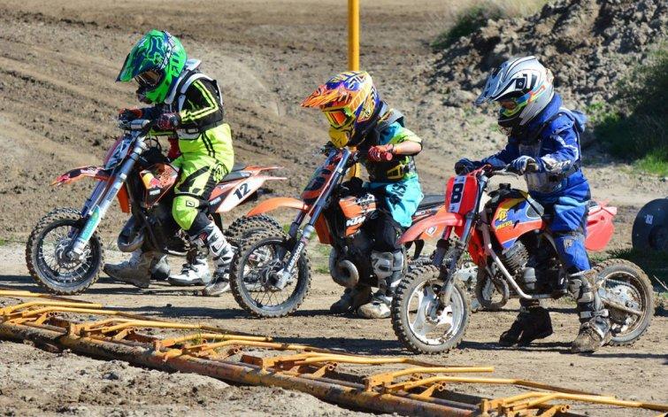 El motocross presentará su espéctaculo en el oeste cordillerano.