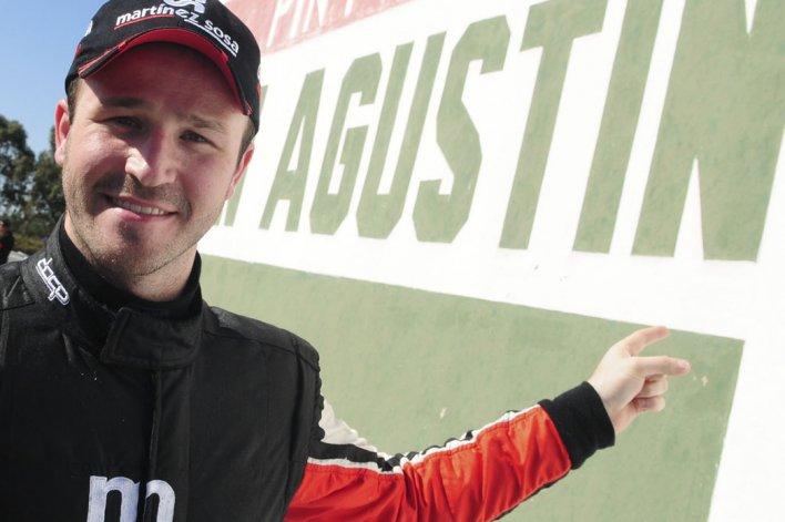 Agustín Canapino sumó una nueva pole en la Top Race V6.
