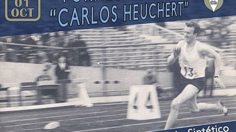 Carlos Heuchert, el As del sprint final
