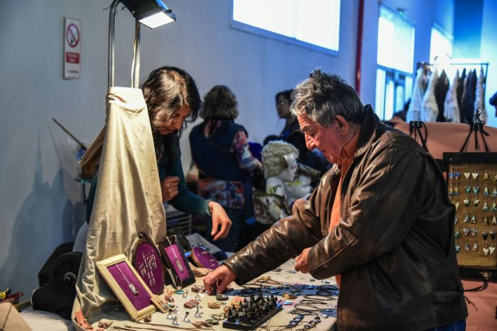 Paseo de innovación, arte y diversión en el Centro Cultural de Comodoro