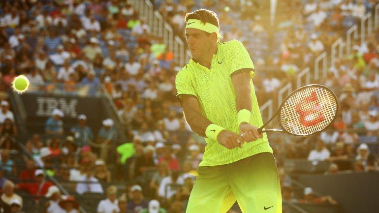 Del Potro ya tiene rival para el Masters 1000 de Shanghai