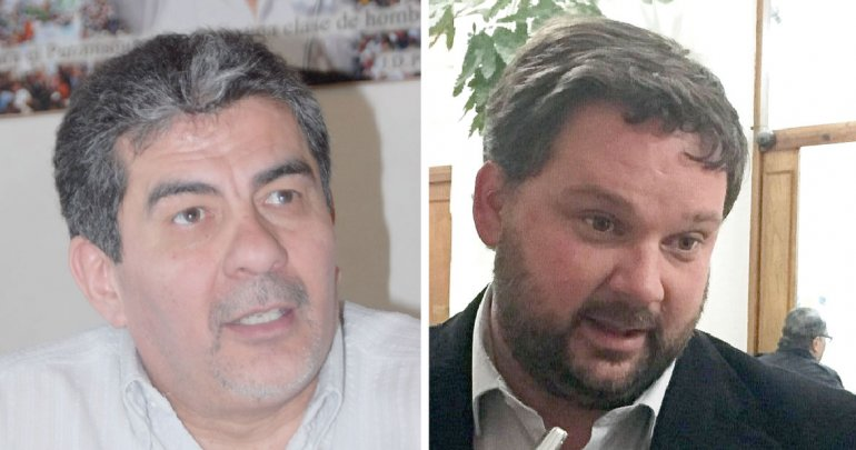 Jorge Taboada y Santiago Igon