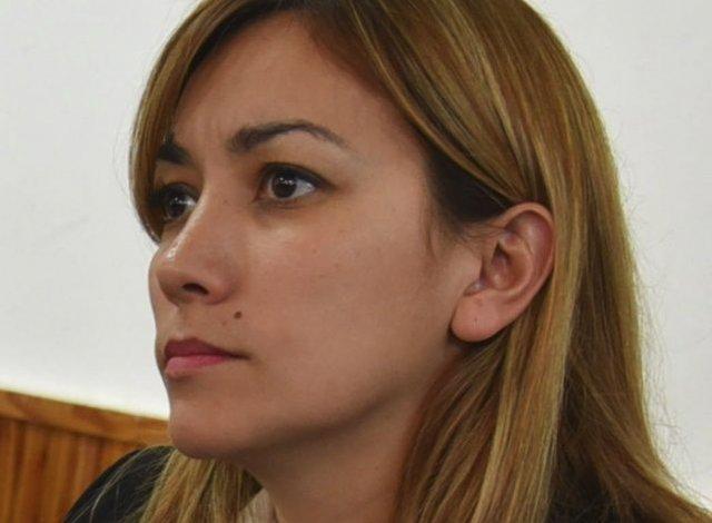 La directora de la Unidad de Atención local de la ANSeS