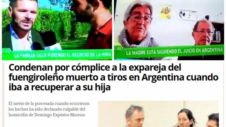 Expectativa en España por la pena que recibirán los responsables del crimen de Expósito Moreno