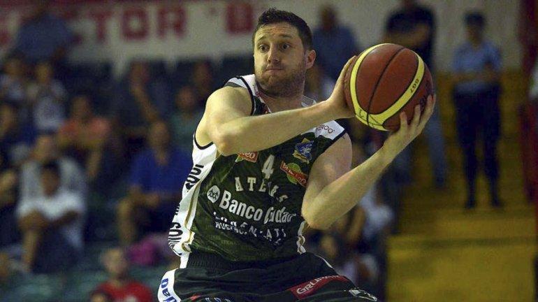 Juan Manuel Rivero jugará un mes como refuerzo temporario en Gimnasia y Esgrima.