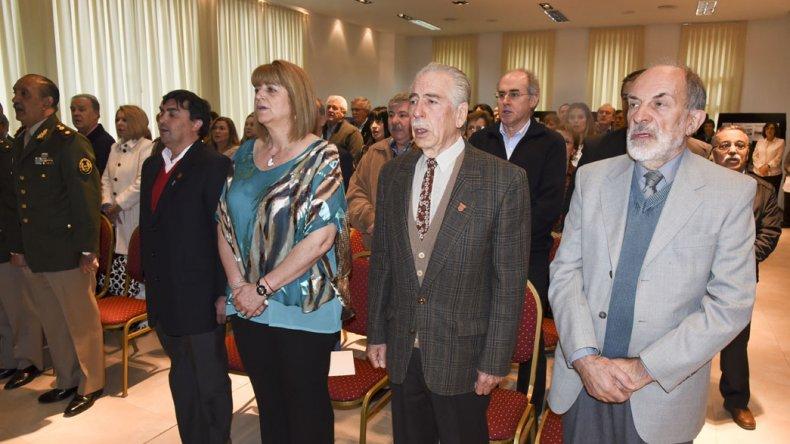 Con la presencia de autoridades e integrantes de Comunidades Extranjeras