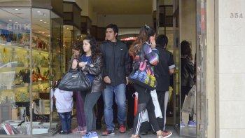 las ventas por el dia de la madre cayeron un 4,8% a nivel nacional