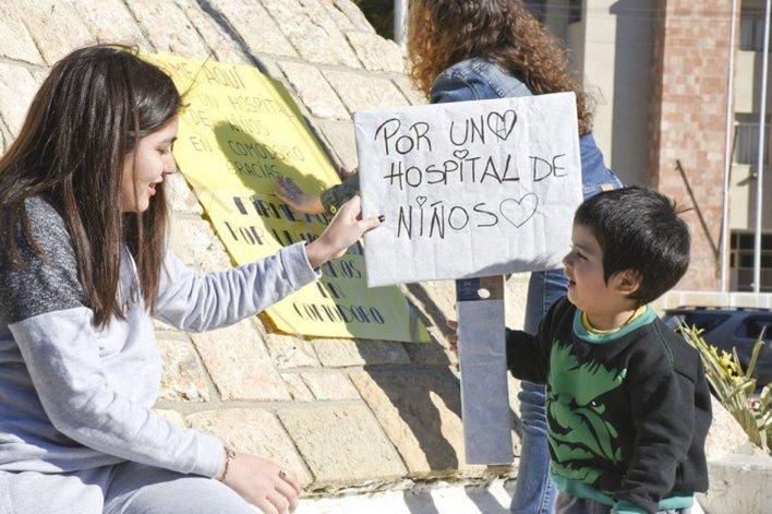 Avanza la iniciativa popular para que Comodoro tenga un hospital de niños