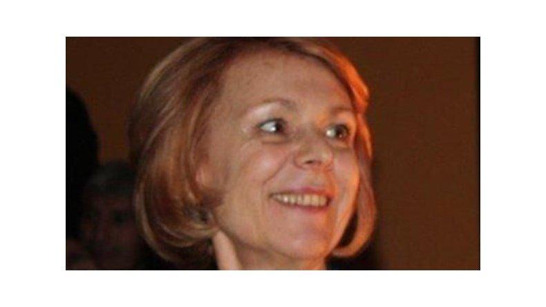 Mercedes García Blanco en el Superior Tribunal