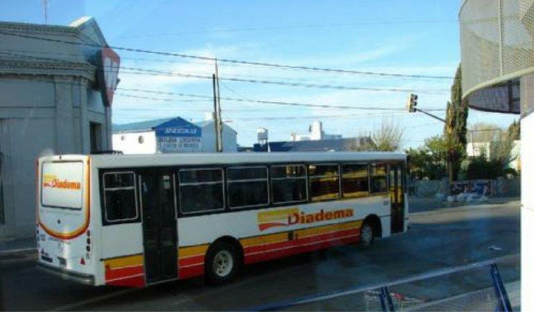 El servicio de transporte continúa de manera normal