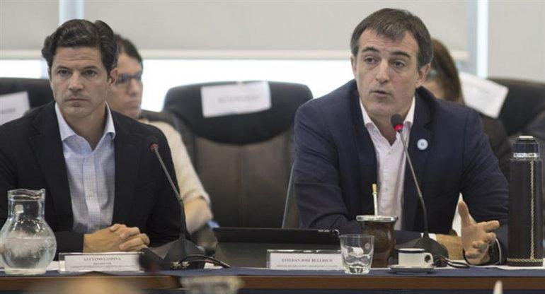 El ministro de Educación defendió el presupuesto de su cartera en el Congreso.