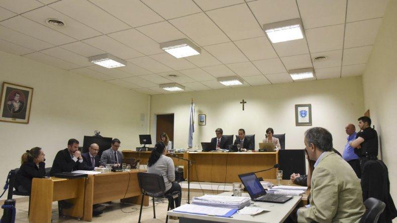 Tras el pedido de penas para Solís y Kesen el tribunal pasó a deliberar hasta el viernes