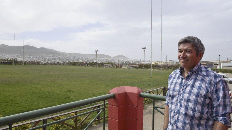 El presidente del Club Portugués