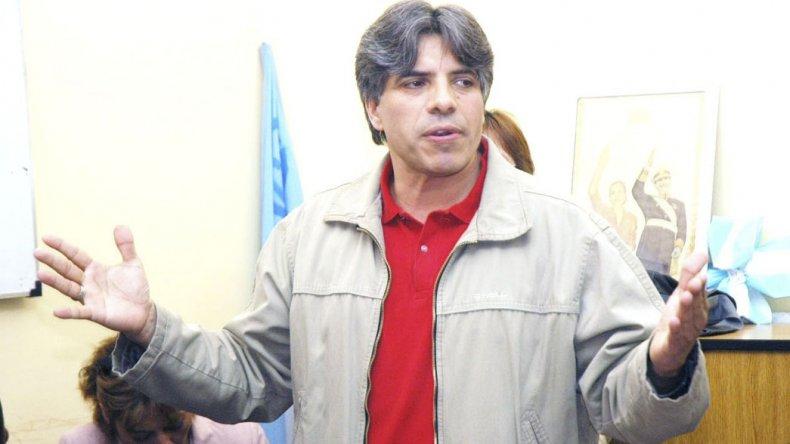David González asumió en diciembre último como diputado provincial y a la vez mantiene su rol de secretario general del Sindicato de Obreros y Empleados Municipales de Comodoro Rivadavia.