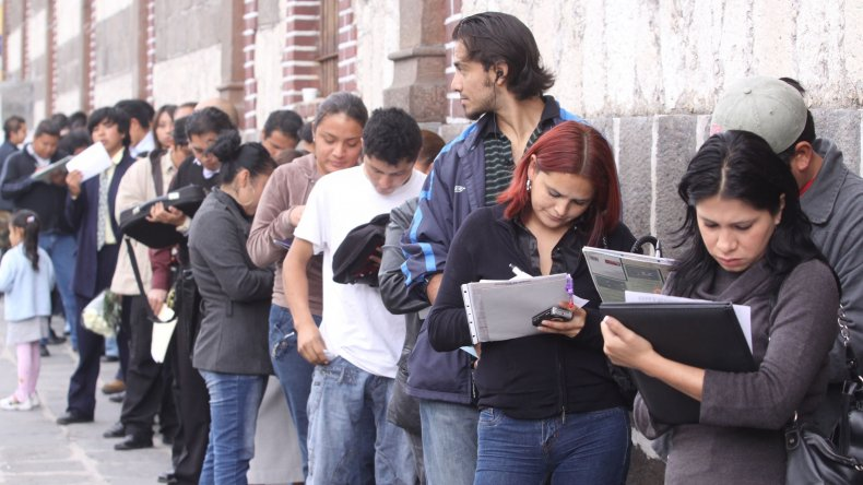 En el país más de 1 millón de jóvenes ni estudia ni trabaja