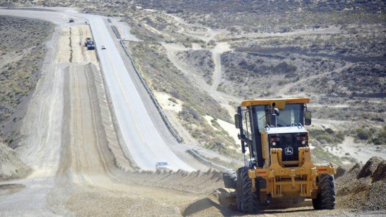 En siete días comenzarán los trabajos de la doble vía Comodoro - Caleta Olivia