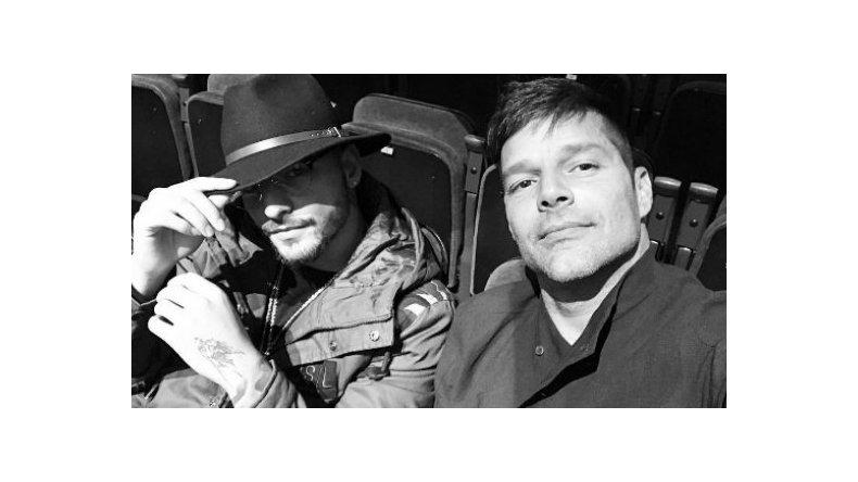 Después de los rumores de romance con Ricky Martin, Maluma habló de su sexualidad