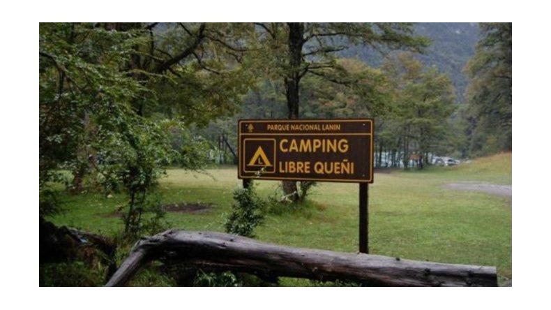 Parque Nacional Lanín: una turista alemana murió durante una caminata