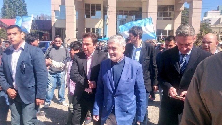 Das Neves transfirió fondos por más de 200 millones de pesos