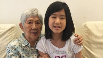 creo una app para comunicarse con su abuela que sufre de alzheimer