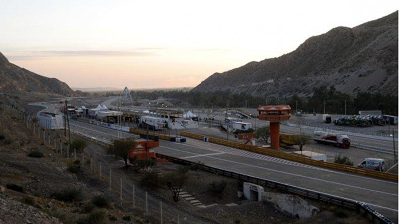 El autódromo Eduardo Copello de San Juan se prepara para recibir a la décima fecha del Super TC2000.