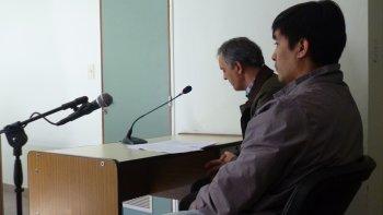 Sebastián Cárdenas reconoció ahora, antes los jueces del tribunal, su responsabilidad en el homicidio de Chino Díaz y aceptó la pena de 8 años en el marco de un juicio abreviado.