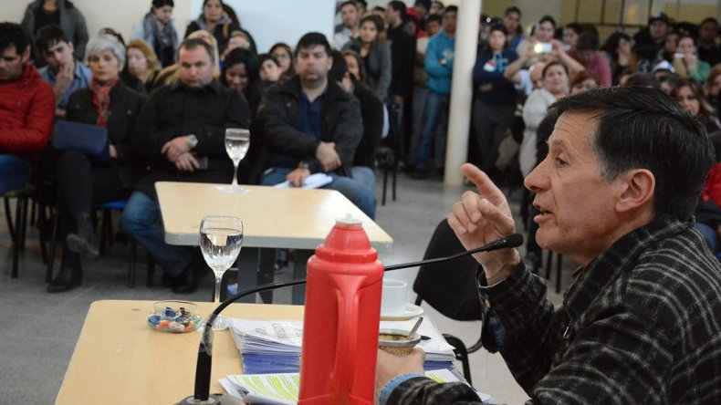 Rubén Martínez: dicen que soy neófito