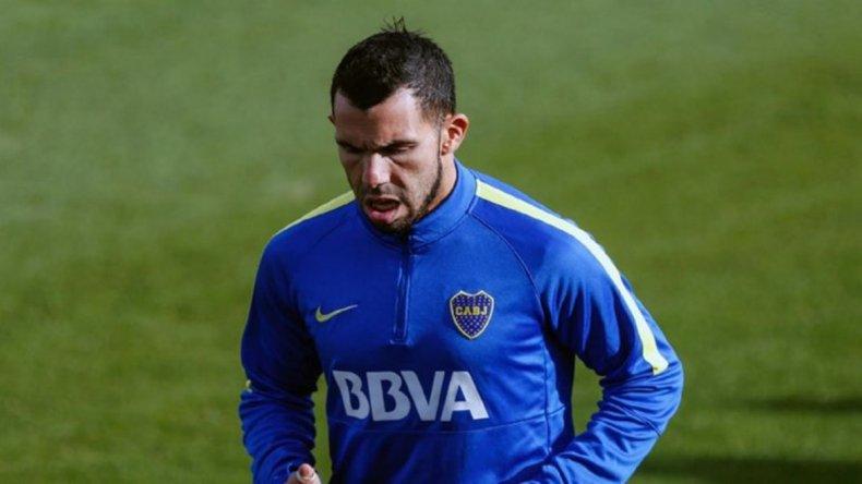 Carlos Tevez está listo para volver a la titularidad de Boca.
