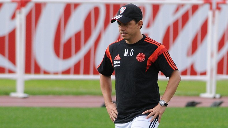 Marcelo Gallardo todavía no definió los once que visitarán el domingo a Patronato.