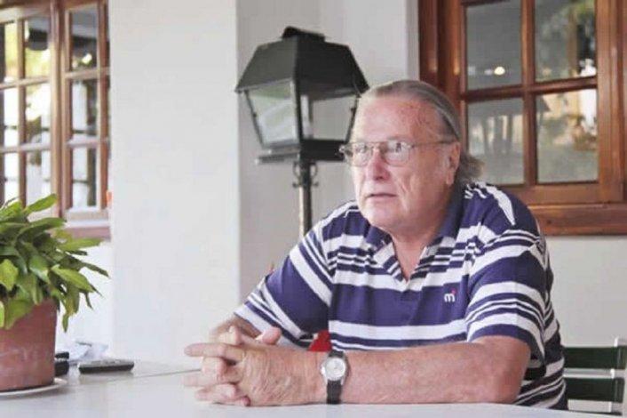 Murió el legendario periodista Diego Bonadeo, padre de Gonzalo