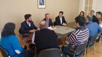 provincia pretende acordar precios de materiales en comodoro y rada tilly