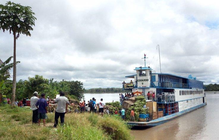 Un mes por el río Amazonas