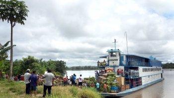 un mes por el rio amazonas