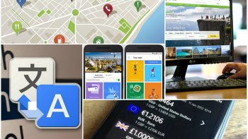 top 5: apps para viajar
