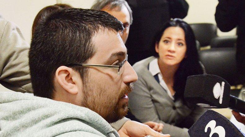 Sergio Solís recibió una pena de 17 años de prisión y Nadia Kesen