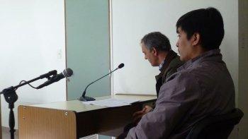 Sebastián Cárdenas ayer fue condenado y comenzó a purgar los 8 años de cárcel por el crimen de Lucas Díaz.