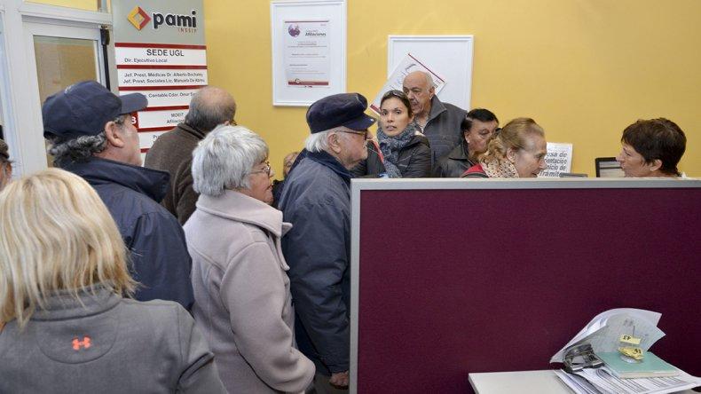 Los jubilados vuelven a contar con las prestaciones de profesionales del Colegio Médico de Comodoro Rivadavia.
