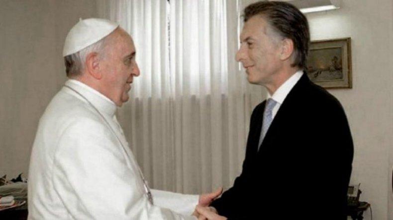 Macri y la reunión con el Papa: la preocupación por la pobreza es compartida