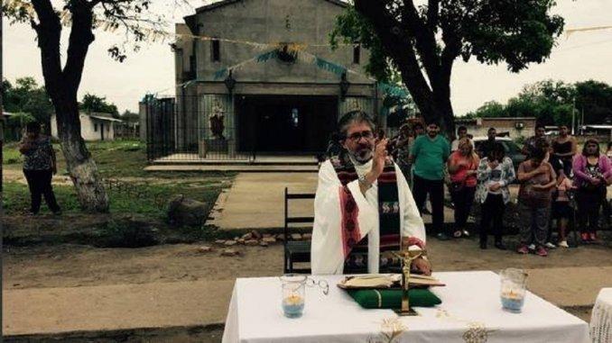Juan Viroche apareció ahorcado dentro de la Iglesia