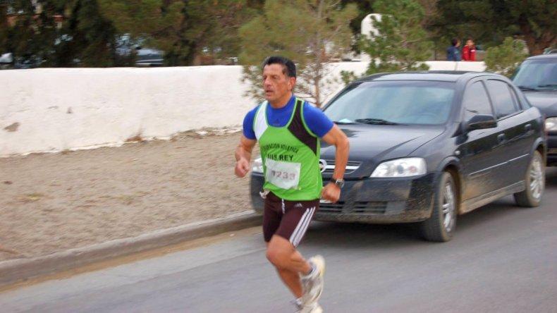 Con 69 años correrá 21 kilómetros en Valencia