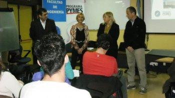 El seminario Mes de la Industria capacitó al personal de las pymes de Comodoro Rivadavia, Puerto Moreno, Las Heras y Caleta Olivia.