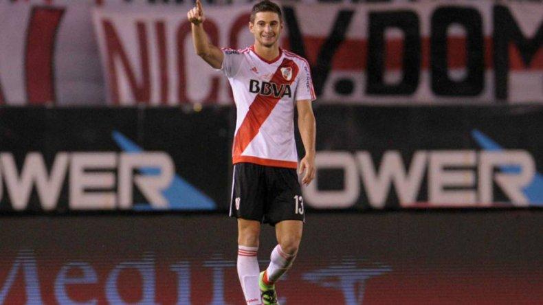 Lucas Alario es uno de los goleadores que tiene River.