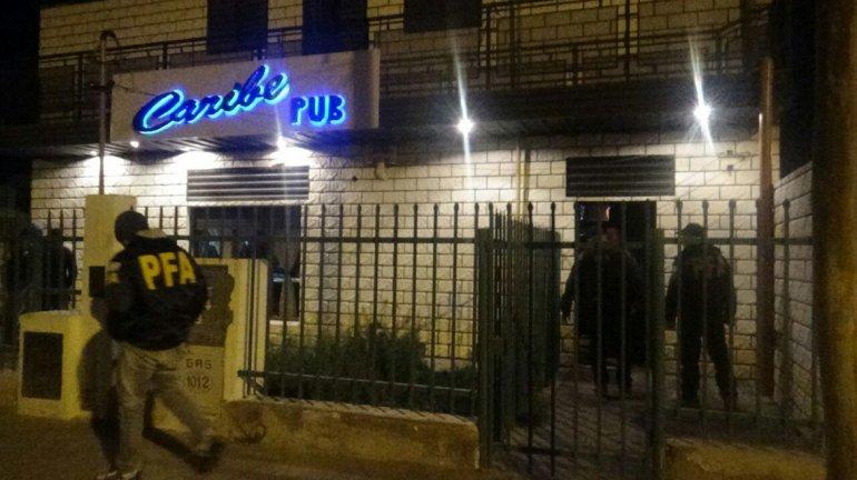 Las investigaciones por el delito de trata de personas en locales nocturnos de Pico Truncado comenzaron hace dos meses.