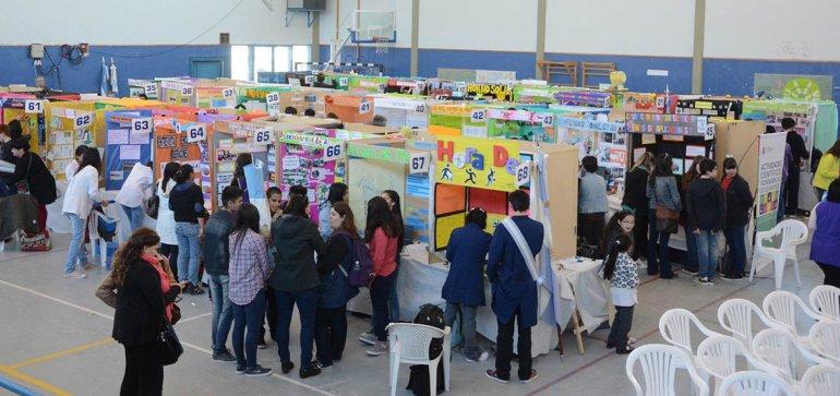 La instancia provincial se desarrolló en Puerto Madryn donde se presentaron 70 proyectos.