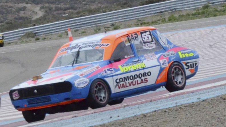 Miguel Otero se impuso en la 7ª fecha de la temporada y festejó por segunda vez en los R-12.