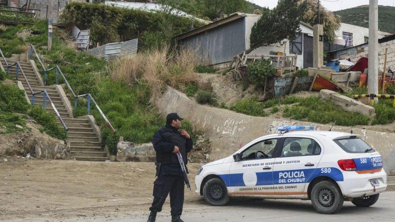 Enfrentamientos entre Los Nieves  y otro grupo dejó tres heridos de bala