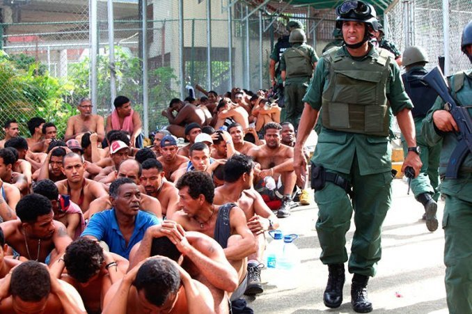 Un brutal motín en Brasil dejó 25 presos muertos
