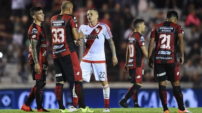 DAlessandro: no hubo fair play